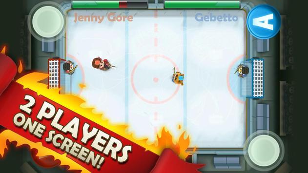 Ice Rage: Hockey Multiplayer Free ScreenShot1