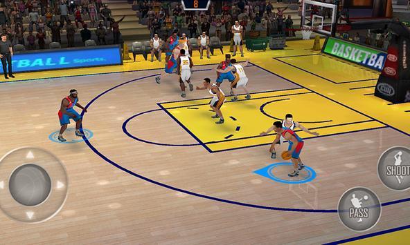 American Basketball Playoffs ScreenShot1