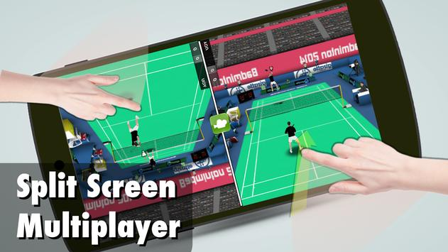 Badminton 3D ScreenShot1