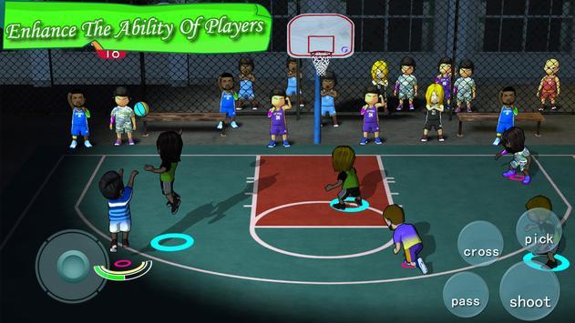 Street Basketball Association ScreenShot1