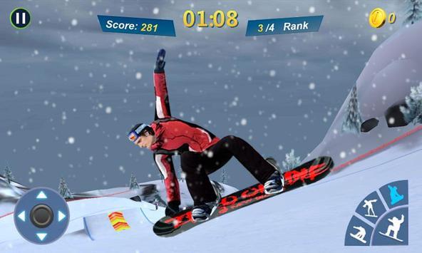 Snowboard Master 3D ScreenShot1