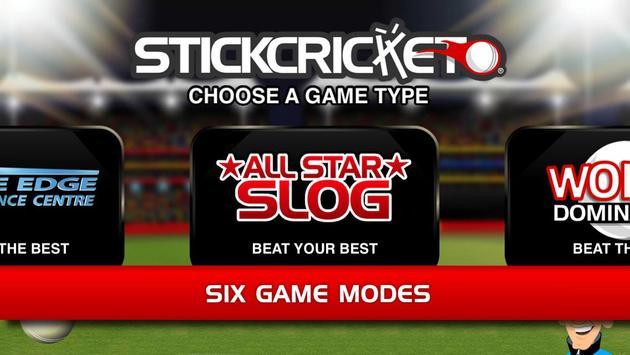 Stick Cricket ScreenShot1