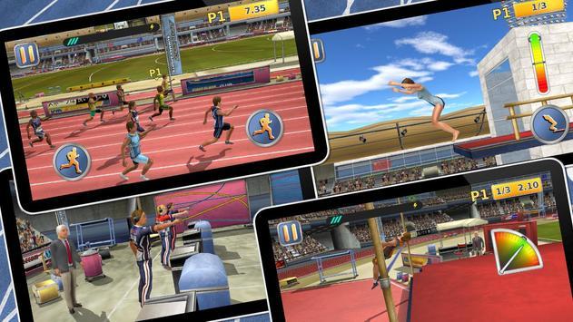 Athletics2: Summer Sports Free ScreenShot1
