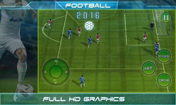 Football 2018  Football champions league ScreenShot1