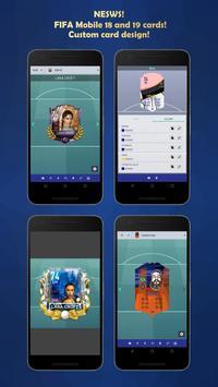 FUT Card Builder 19 ScreenShot1