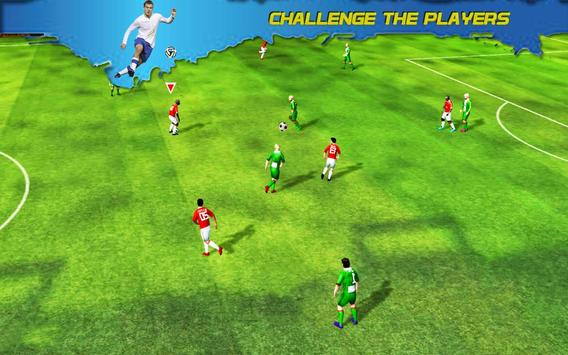 Play Football Game 2018  Soccer Game ScreenShot1