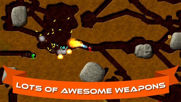 Annelids: Online battle ScreenShot1
