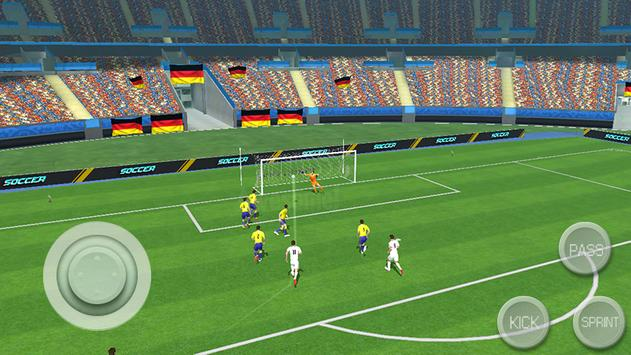 Super Football World Cup 2018 ScreenShot1