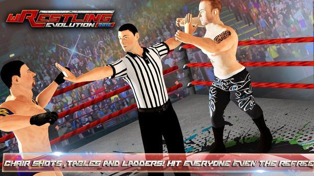 Wrestling Games  Revolution : Fighting Games ScreenShot1