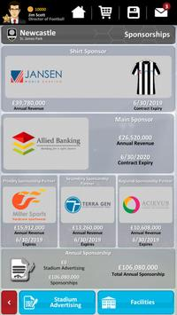 Club Soccer Director 2019  Soccer Club Management ScreenShot1