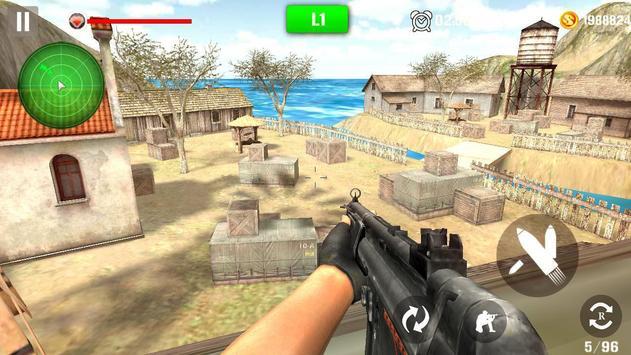 Mountain Shooting Sniper ScreenShot1