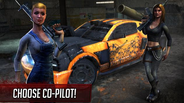 Death Race   iller Car Shooting Games ScreenShot1