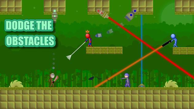 Stick Man Game ScreenShot1