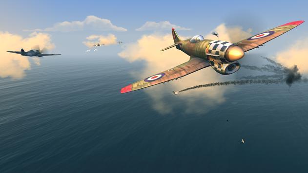 Warplanes: WW2 Dogfight ScreenShot1