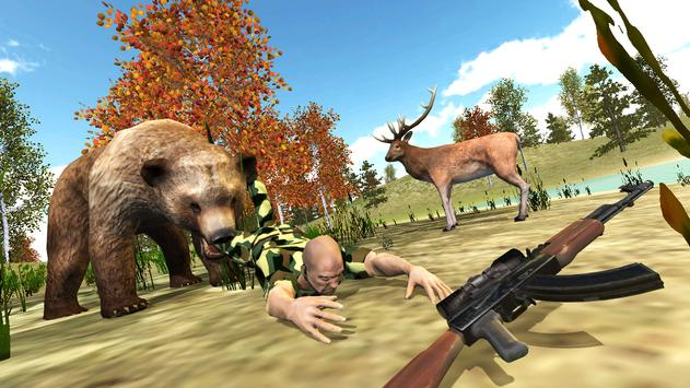 Hunting Simulator 4x4 ScreenShot1