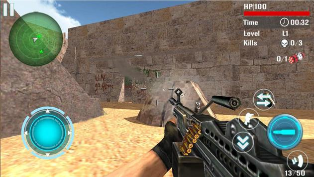 Counter Terrorist Attack Death ScreenShot1