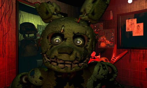Five Nights at Freddys 3 Demo ScreenShot1