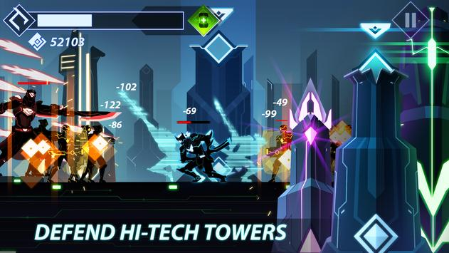 Overdrive  Ninja Shadow Revenge ScreenShot1