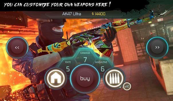 Counter Terrorist 2Gun Strike ScreenShot1