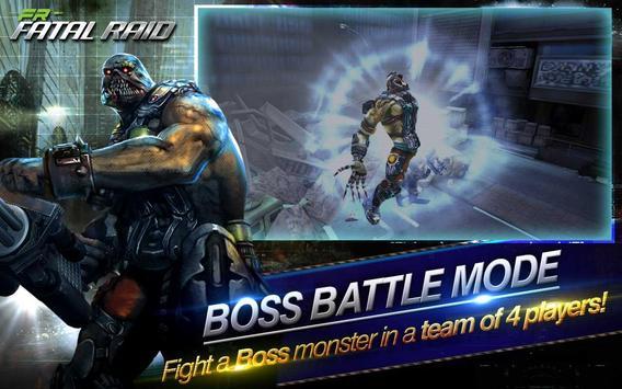 Fatal Raid  No.1 Mobile FPS ScreenShot1