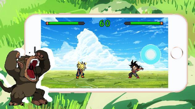 Z Universes Battle ScreenShot1