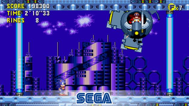 Sonic CD Classic 1.0.4 APK