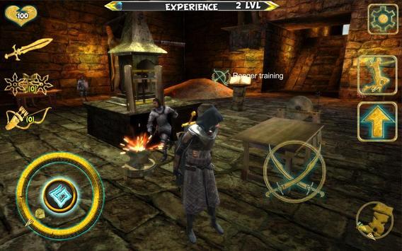 Ninja Samurai Assassin Hero IV Medieval Thief ScreenShot1