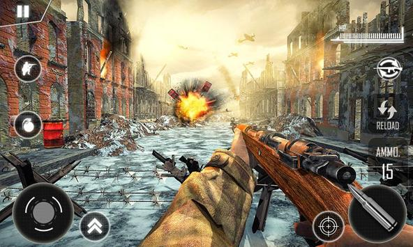 Call for War  Sniper Duty WW2 Battleground ScreenShot1