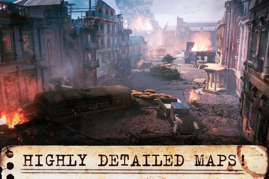 World War Heroes: WW2 Shooter ScreenShot1