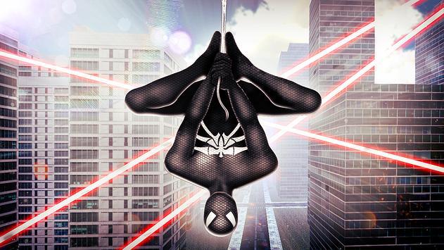 Spider Superhero Fly Simulator ScreenShot1