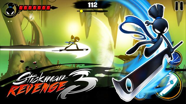 Stickman Revenge 3  Ninja Warrior  Shadow Fight ScreenShot1