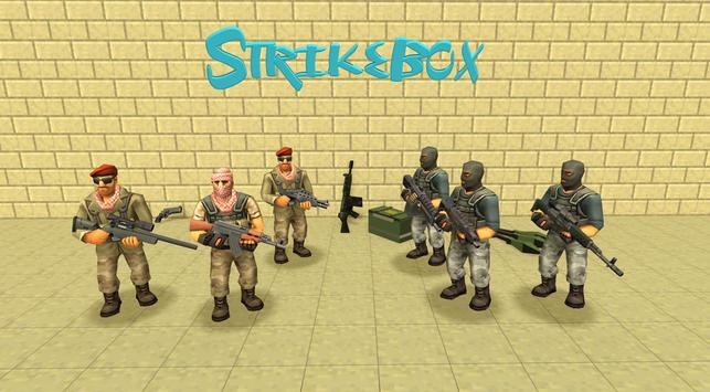 StrikeBox: SandboxandShooter ScreenShot1
