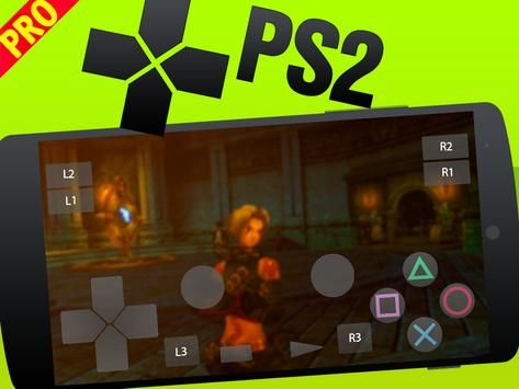 PRO PS2 Emulator [Free Android Emulator For PS2] ScreenShot1