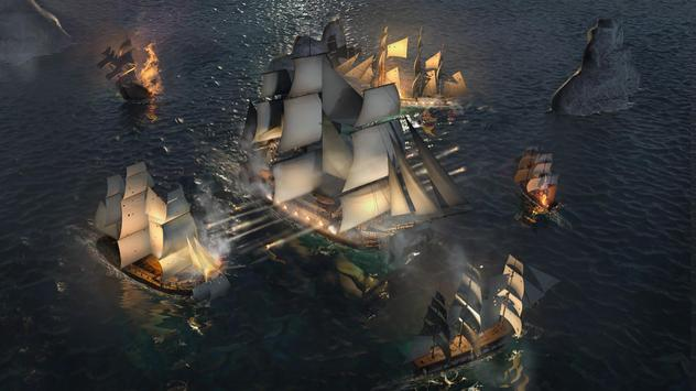ing of Sails: Naval battles ScreenShot1