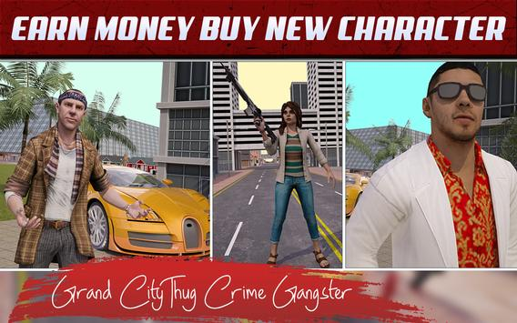 Grand City Thug Crime Gangster ScreenShot1