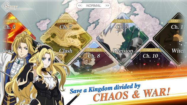 Grancrest War: QuartetConflict ScreenShot1