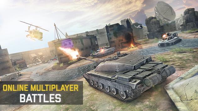 Massive Warfare: Aftermath ScreenShot1