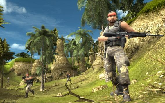 Pacific Jungle Assault Arena ScreenShot1