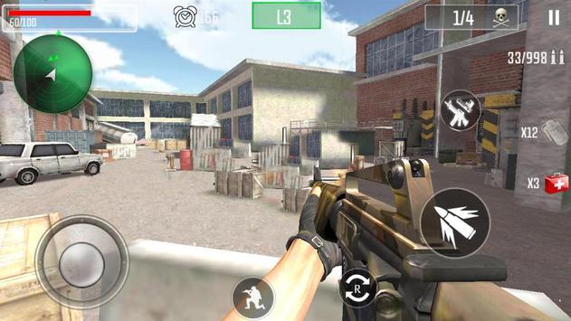 SWAT Sniper Army Mission ScreenShot1