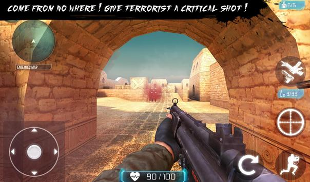 Counter TerroristSWAT Strike ScreenShot1