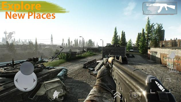 Swat Elite Force: Action Shooting Games 2018 ScreenShot1