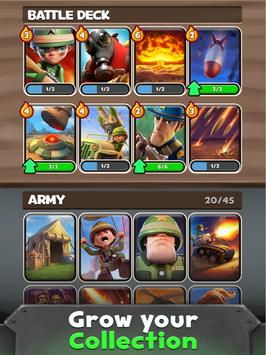 War Heroes: Strategy Card Game for Free ScreenShot1