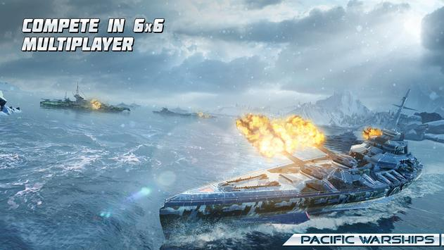 Pacific Warships: Online 3D War Shooter ScreenShot1