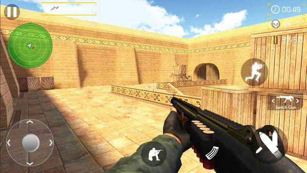 Counter Terrorist Strike Shoot ScreenShot1