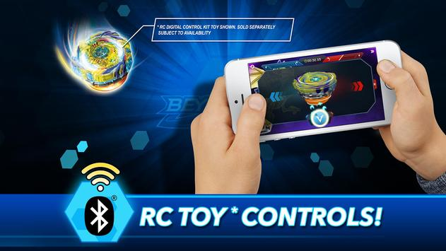 BEYBLADE BURST app ScreenShot1