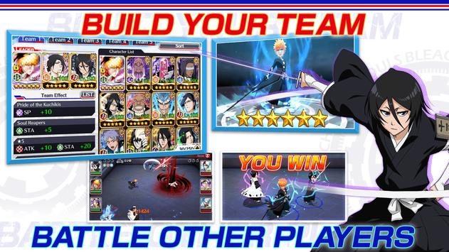 BLEACH Brave Souls ScreenShot1