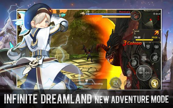 Dragon Nest M  SEAˆDark Avenger ScreenShot1