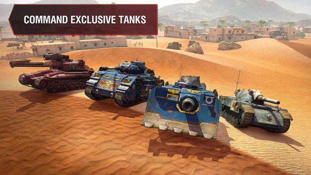 World of Tanks Blitz MMO ScreenShot1