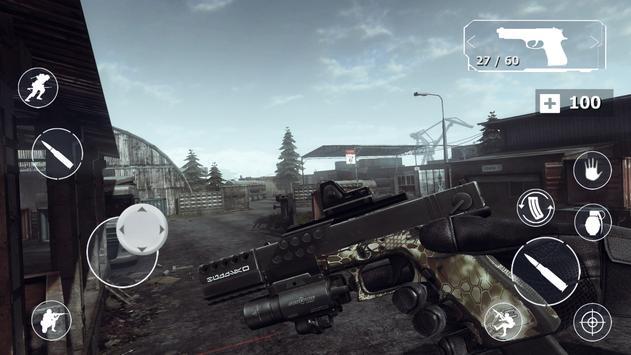 Battle Of Bullet: free offline shooting games ScreenShot1