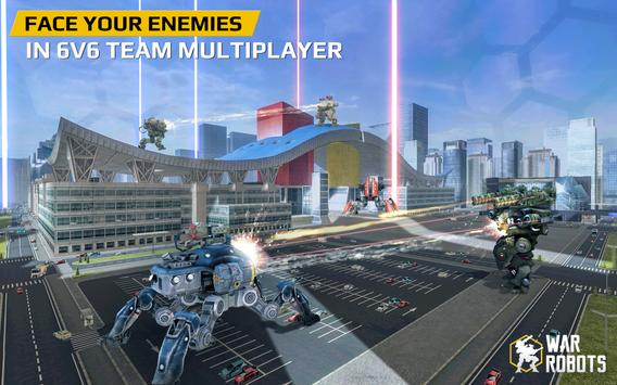War Robots ScreenShot1